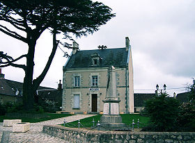 mairie monthodon region centre