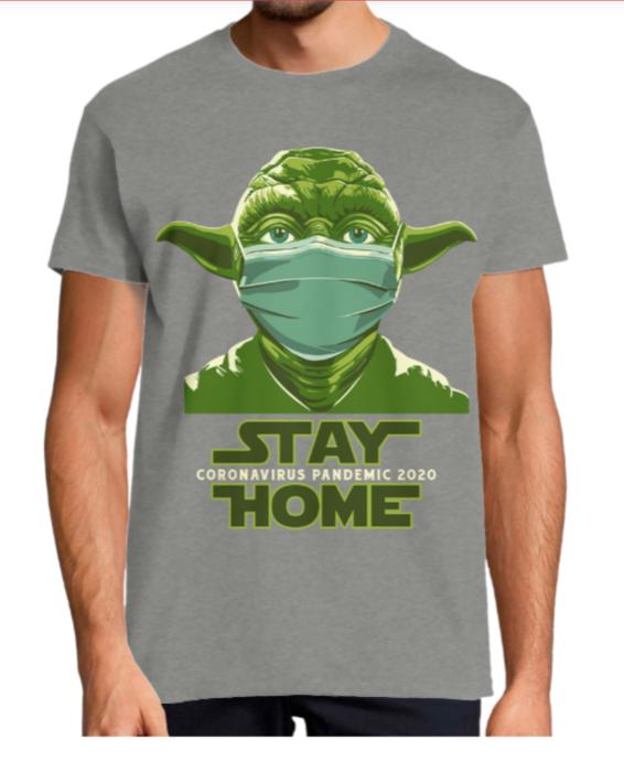 t shirt yoda